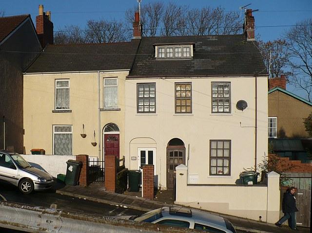 Hill Street, Newport
