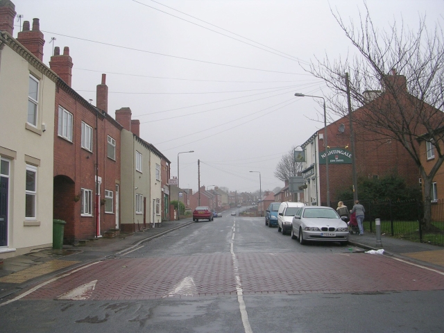 Newton Lane - Rooks Nest Road