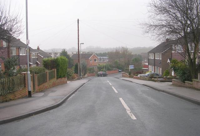 Newton Drive - Newton Lane