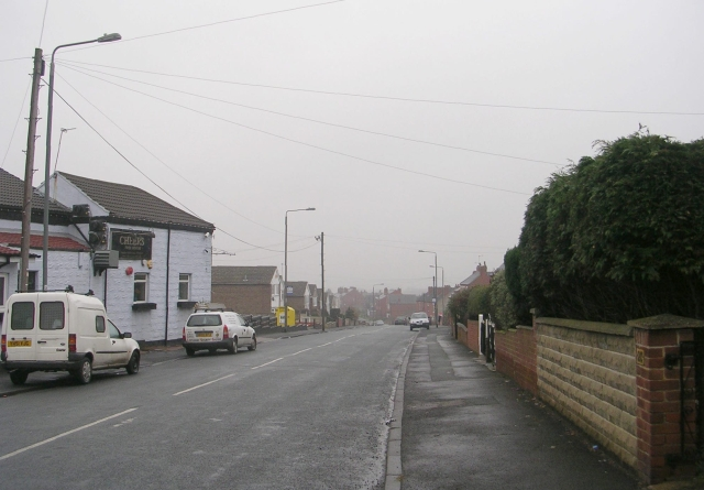 Newton Lane - Leeds Road