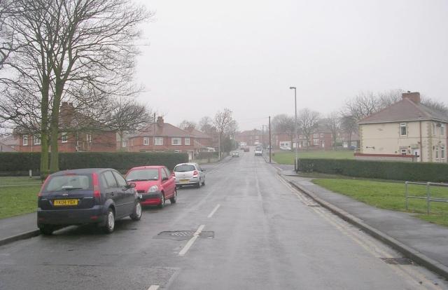 Victoria Street - Leeds Road
