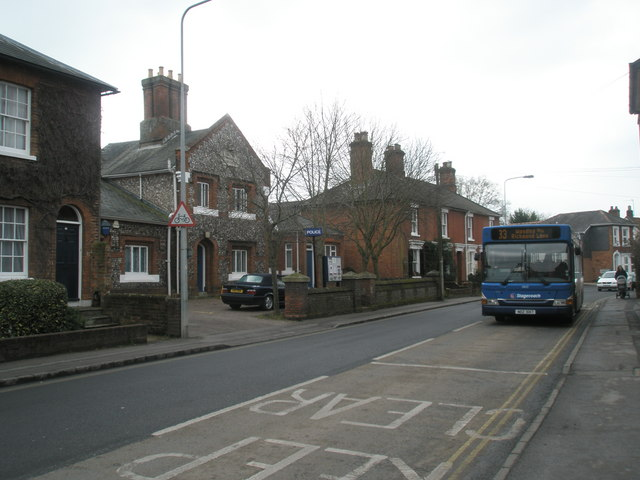 Romsey Police Station