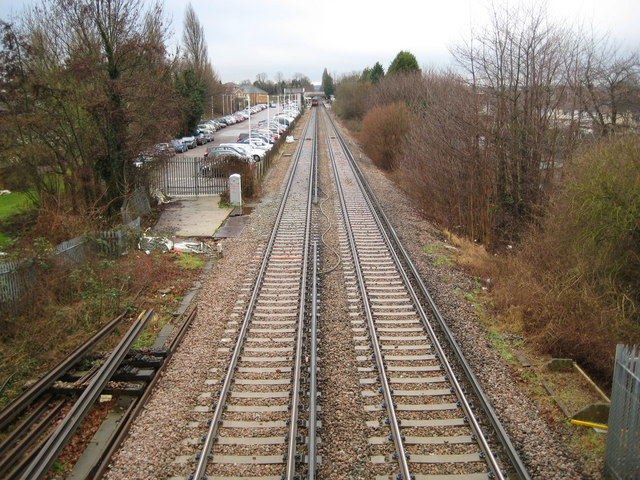 Ewell West railway station