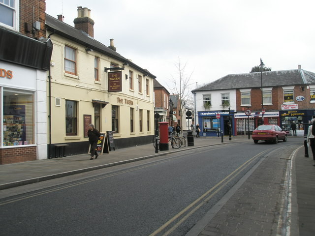 The Tavern in Market Place