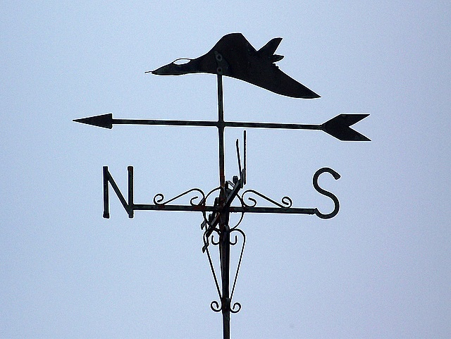 Weather vane, Homington