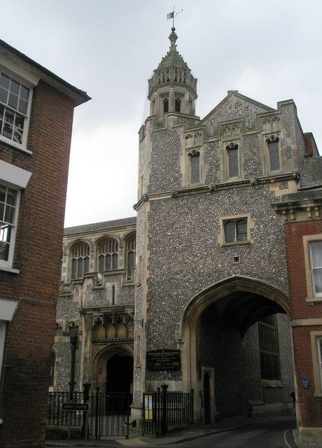 Romsey United Reformed Church