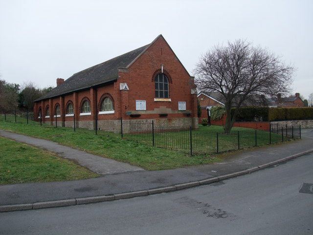 Meden Vale Methodist Church