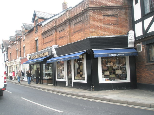Jewellers in Church Street