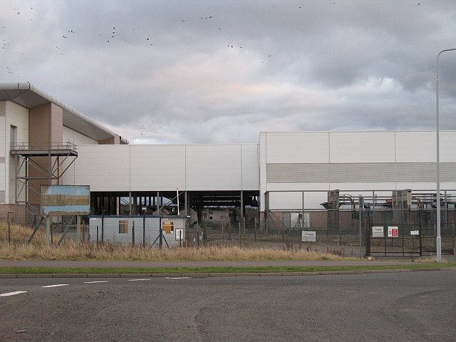 Former Hyundai / Motorola factory