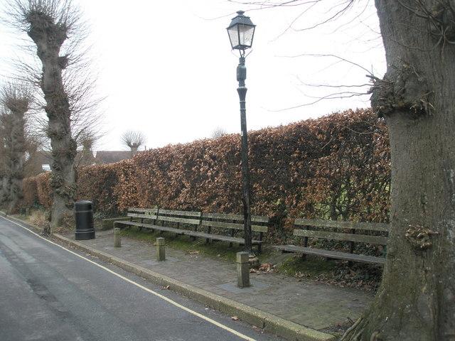 Seats in Church Lane