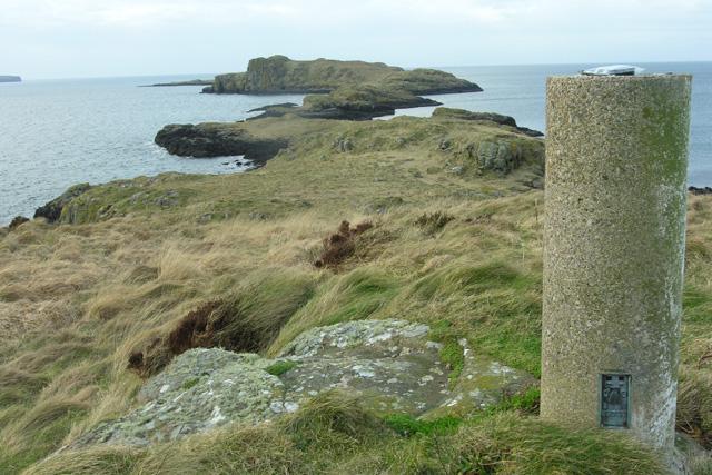 Eilean Garave, Ascrib Islands.