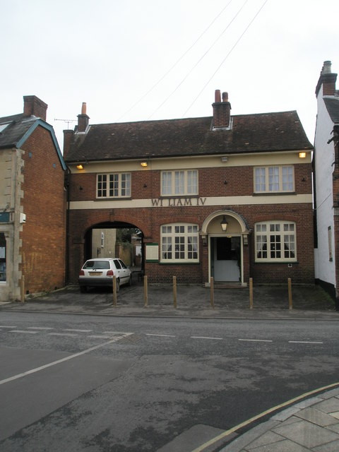 The William IV in Station Road