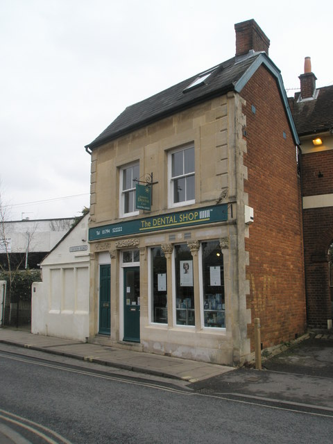 The Dental Shop in Station Road