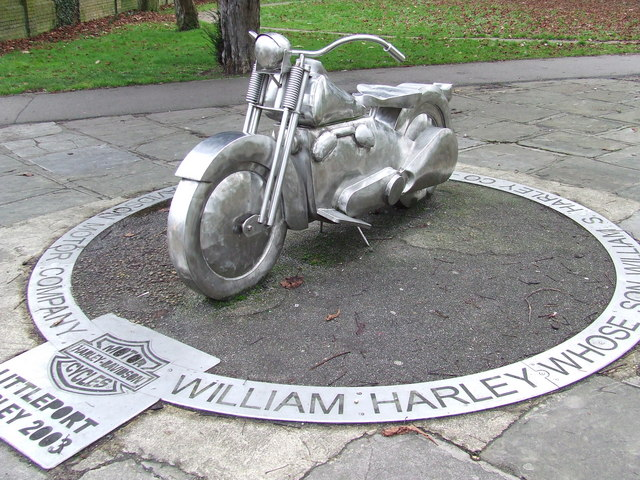 Stainless Steel Harley
