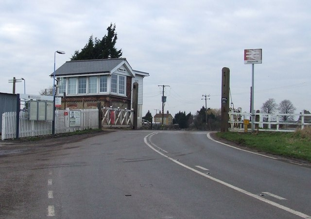 Shippea Hill Level Crossing