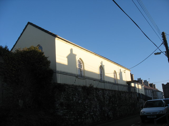 The Amlwch Methodist Church