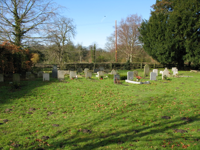 Graveyard of Elmstone church