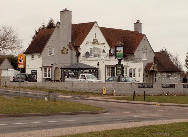 'Inn On The Green' public house