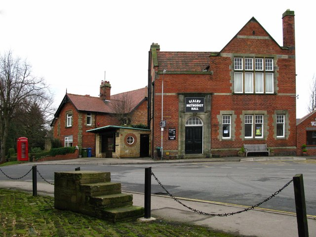 Scalby Methodist Hall