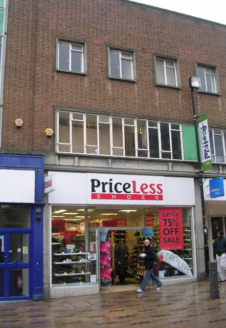 Priceless Shoes - Westgate
