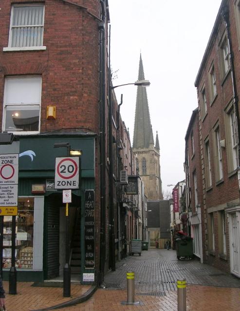 Bread Street - Marygate