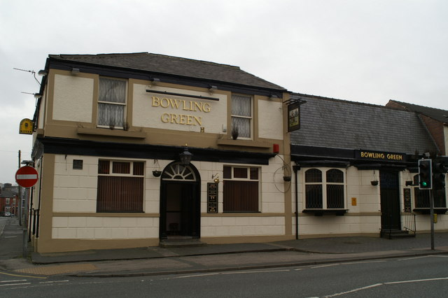 The Bowling Green, Ormskirk Road, Newtown