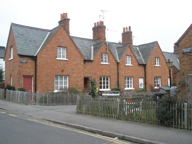 Prince Consort Cottages
