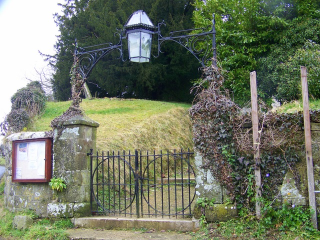 Gate, Donhead St Mary
