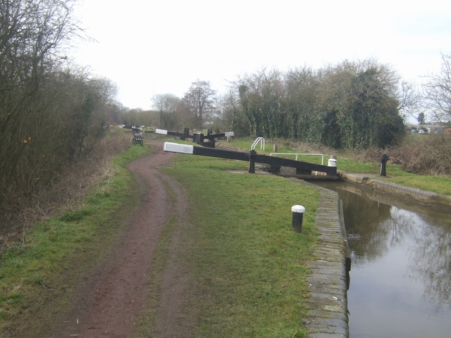 Worcester & Birmingham Canal - Lock 26
