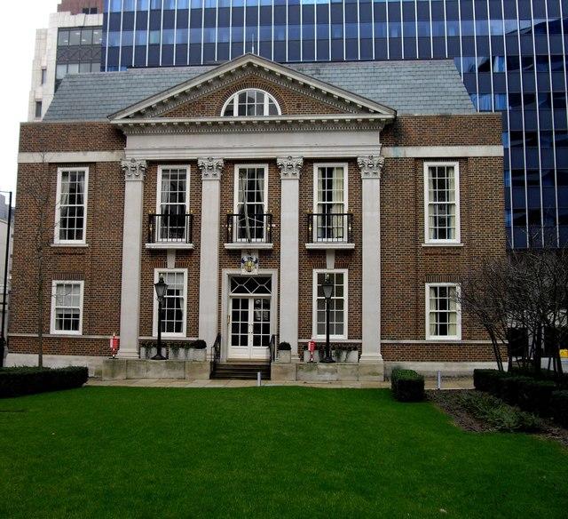 The Girdler's Hall, Basinghall Avenue