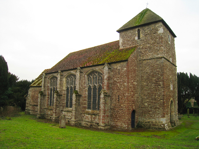 Church of St Mary, Maidstone Road, Nettlestead, Kent