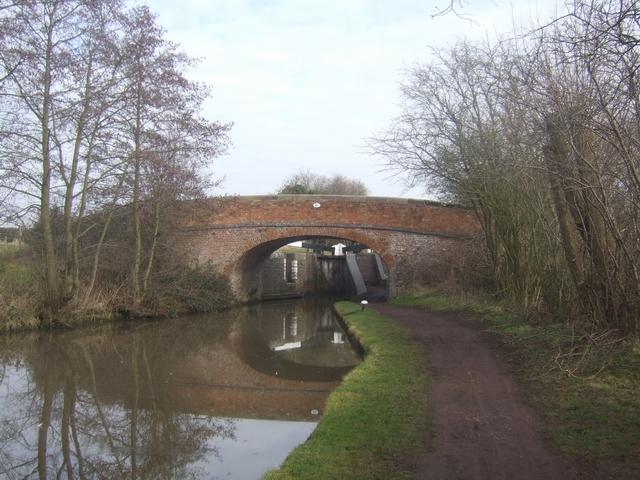 Worcester & Birmingham Canal - Bridge No 45