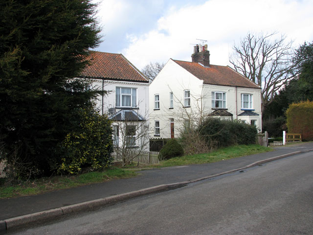 Houses on Rectory Road