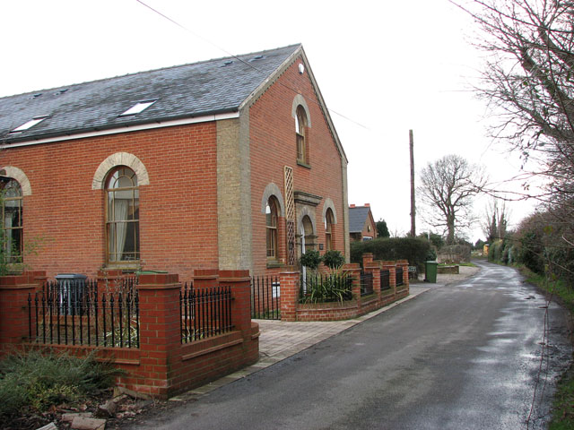 Converted Methodist Chapel