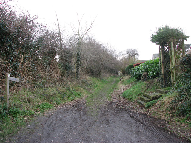 Path to St James