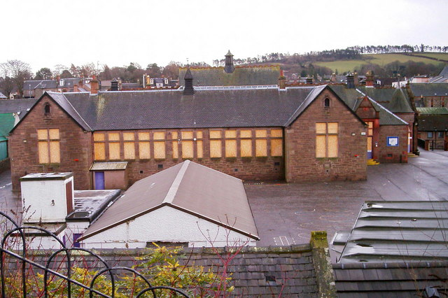 Wellbrae School, Forfar (Disused)