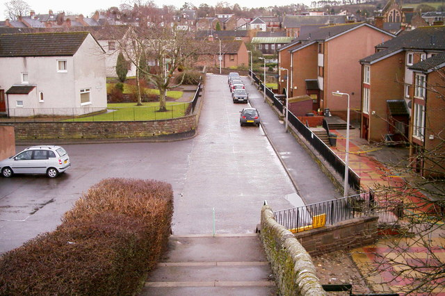 View of Wellbraehead, Forfar
