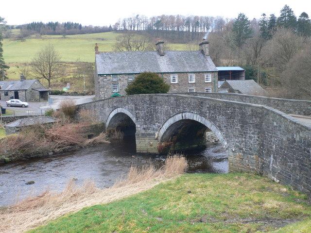 Bridge over the Conwy