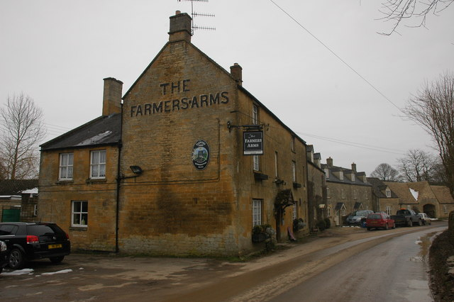 The Farmers Arms, Guiting Power