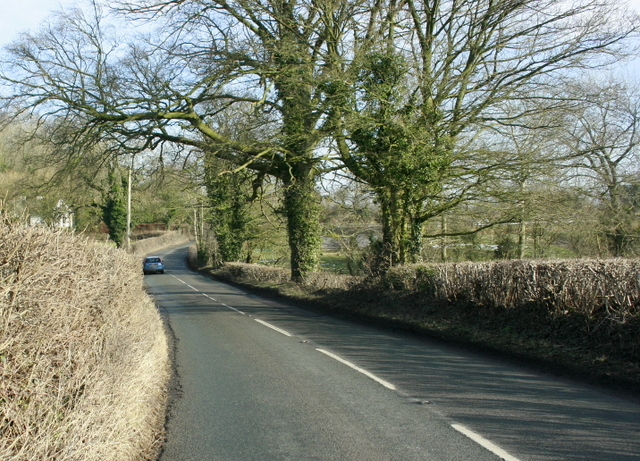 2009 : East on the B3115