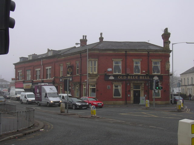 Old Blue Bell,  2 Bell Lane, Bury