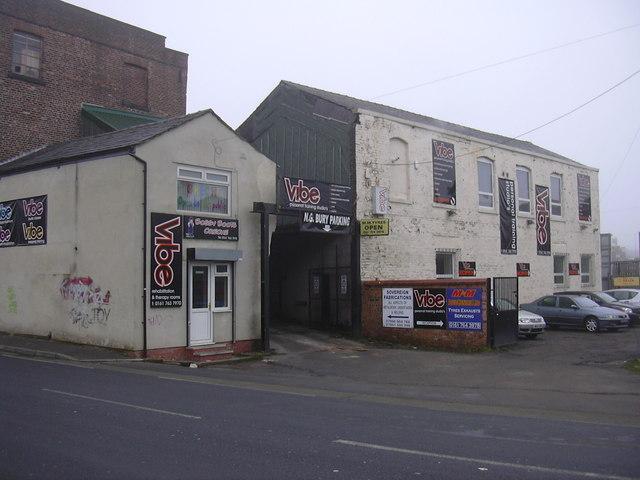 Units, Brook Street