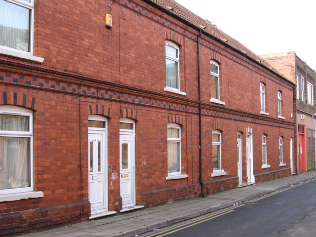 Sutton-in-Ashfield - Welbeck Street - south side