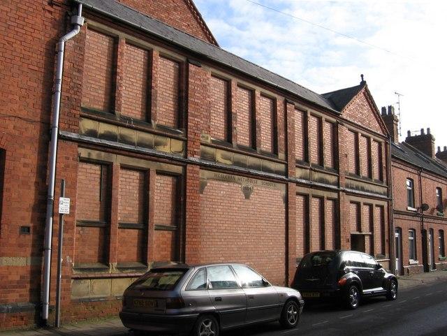 Sutton-in-Ashfield - Methodist Sunday School