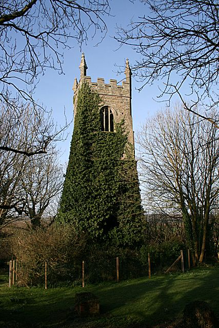 Old Kea Church Tower