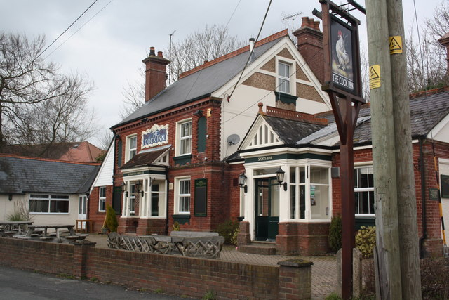The Cock Inn, Wivelsfield Green