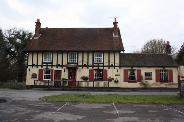 The Royal Oak, Jacobs Post