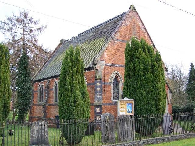 Woodmill Methodist Church