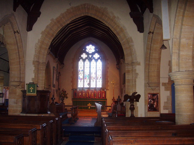 The Altar, St.Martin Of Tours, West Coker