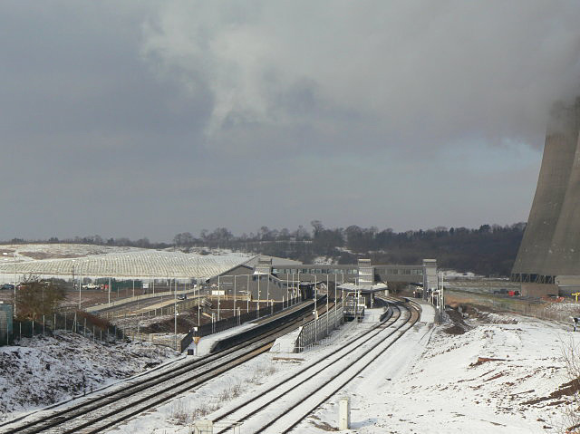 East Midlands Parkway Station